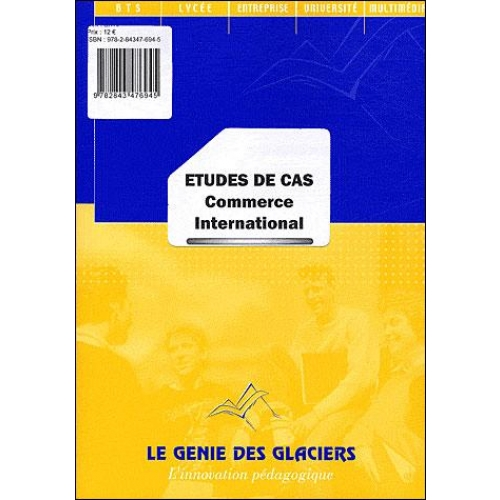 Etudes de cas Commerce International