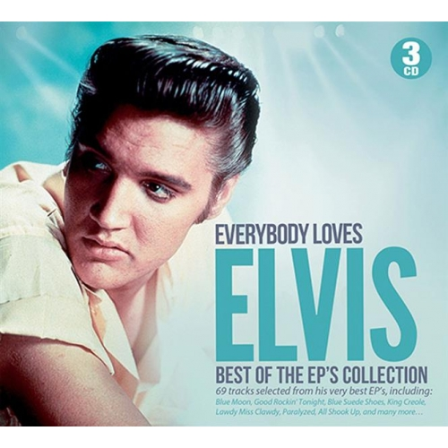 EVERYBODY LOVES ELVIS