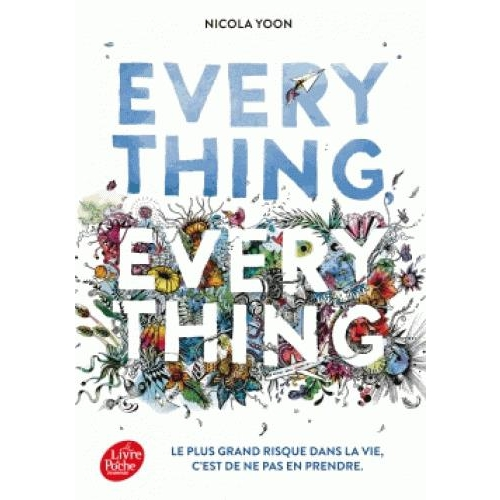 Everything, everything - Romans en poche - Romans Jeunesse ...