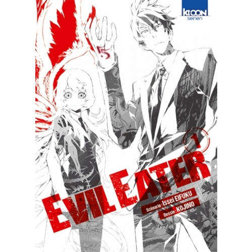 Evil eater Tome 1