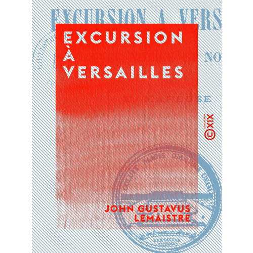 Excursion à Versailles