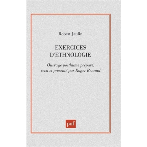 Exercices d'ethnologie