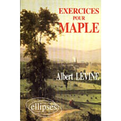 Exercices pour Maple
