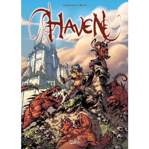 Haven Tome 1 - Exil