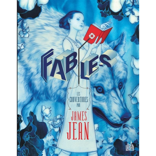 Fables, les couvertures par James Jean