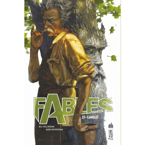 Fables Tome 23 - Camelot
