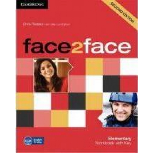 Face2face - Elementary Workbook with Key