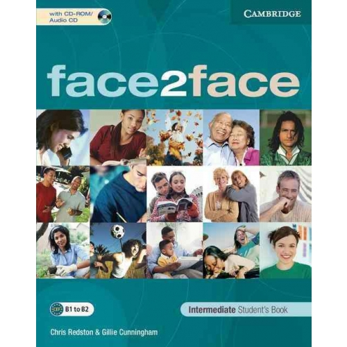 Face2face Intermediate Student's Book with CD-Rom