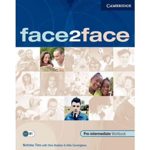 Face2face pre intermediate workbook