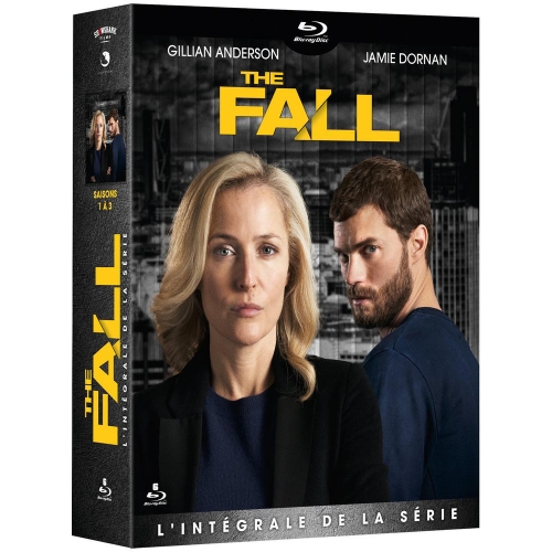FALL (THE) - INTEGRALE S1 A S3 - 6 BLU-RAY