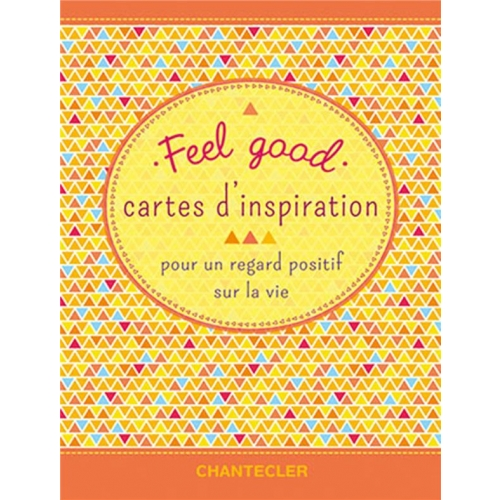FEEL GOOD CARTES D'INSPIRATION