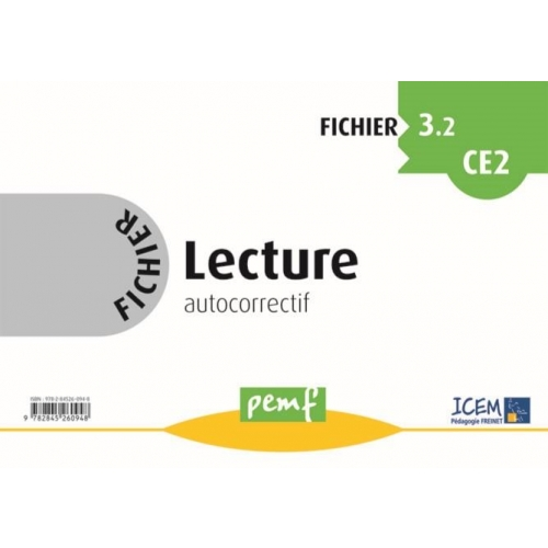 Fichier Lecture Cycle 3