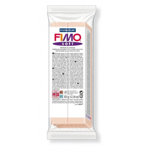 Fimo Soft 350g - chair - n°43