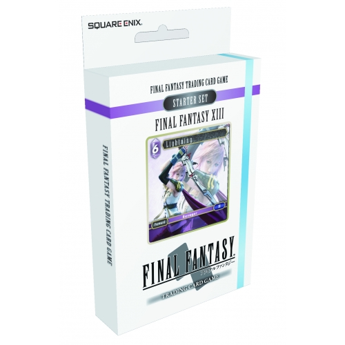 Starter - Final Fantasy XIII - Jeu de cartes à collectionner