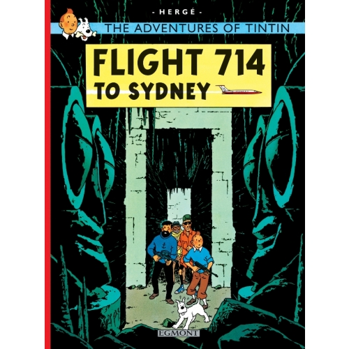 The Adventures of Tintin - Flight 714