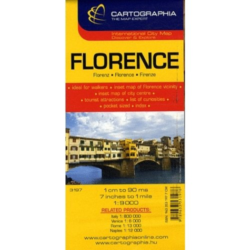 Florence - 1/9 000