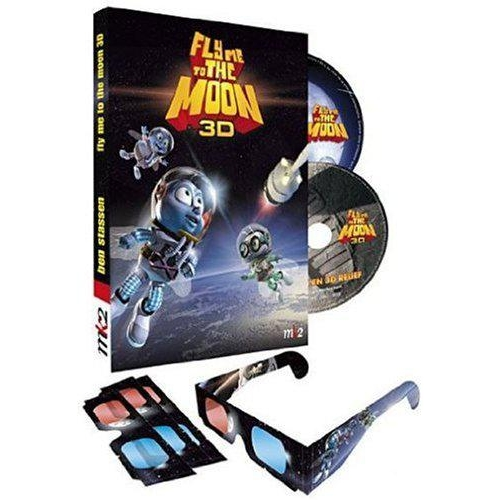 FLY ME TO THE MOON REAL 3D