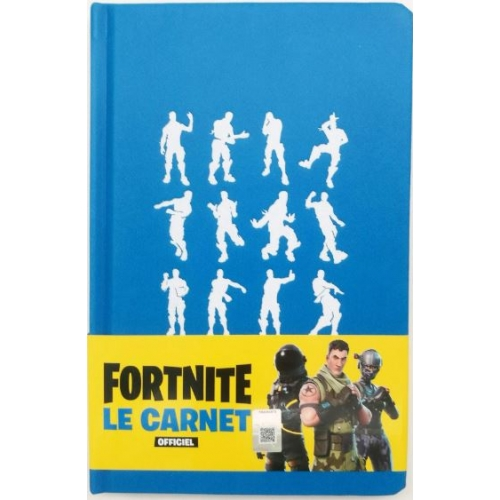 Fortnite Le Carnet Officiel