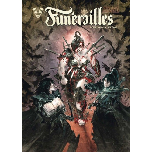 Freaks Squeele : Funérailles Tome 5 - Bring the kids home