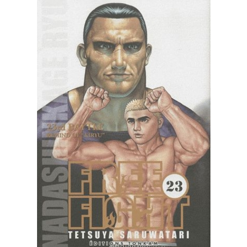 Free Fight Tome 23
