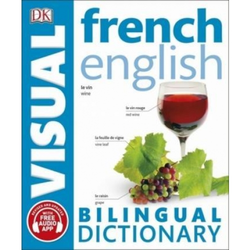 FRENCH-ENGLISH BILINGUAL VISUAL DICTIONARY