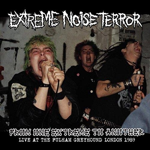 FROM ONE EXTREME TO ANOTHER LIVE AT FULHAM GREYHOUND 1989