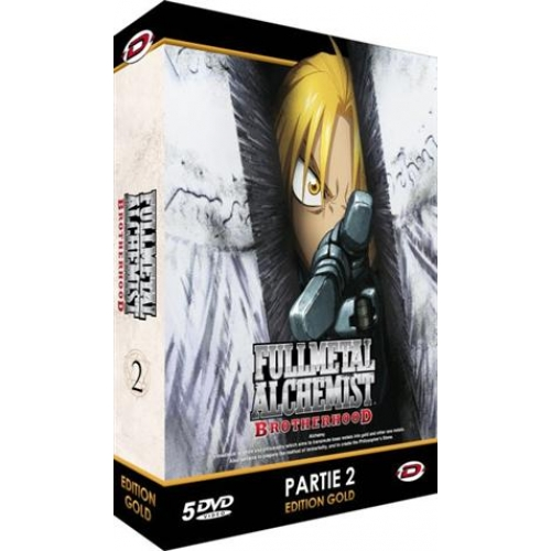 FULLMETAL ALCHEMIST BROTHERWOOD VOL 2/3