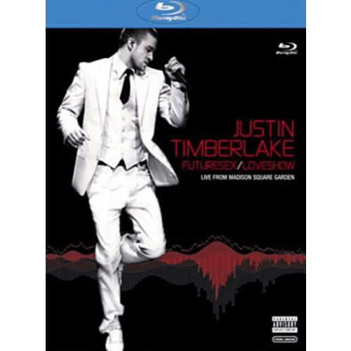 FUTURESEX/LOVESHOW LIVE : MADISON SQUARE GARDEN