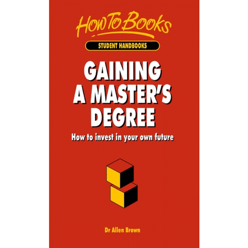 Gaining A Master's Degree