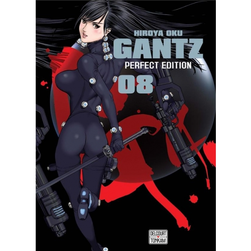 Gantz Tome 8 - Perfect Edition