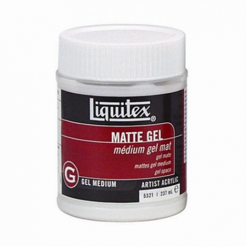 Médium gel mat - 237ml - Liquitex