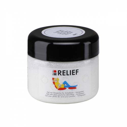Gel acrylique - perle de crystal - 225 ml