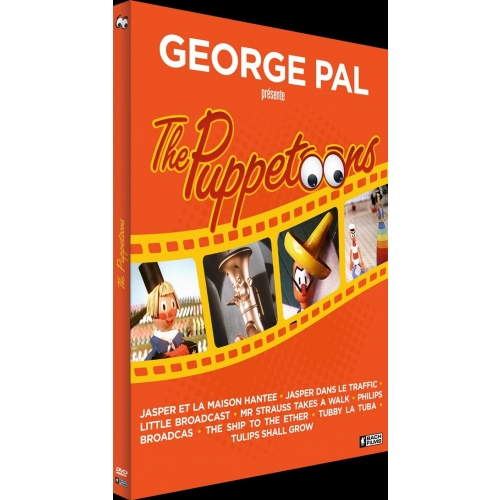 GEORGE PAL : THE PUPPETOONS