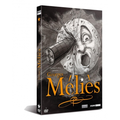 GEORGES MELIES COLLECTOR UNE NUIT TERRIBLE ; LE MÉLOMANE ; CEND