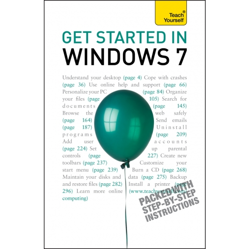 Get Started in Windows 7