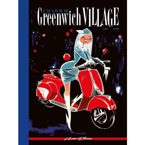 Greenwich village Tome 1 - Love is in the Air