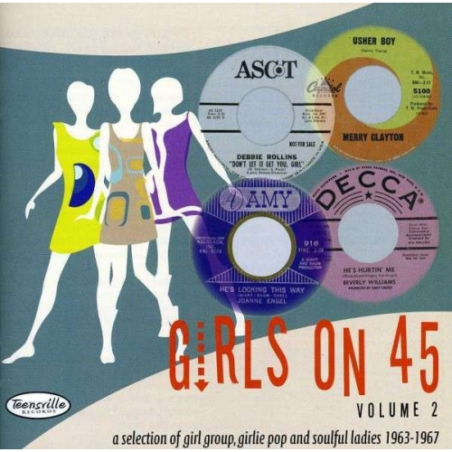 GIRLS ON 45 VOLUME 2
