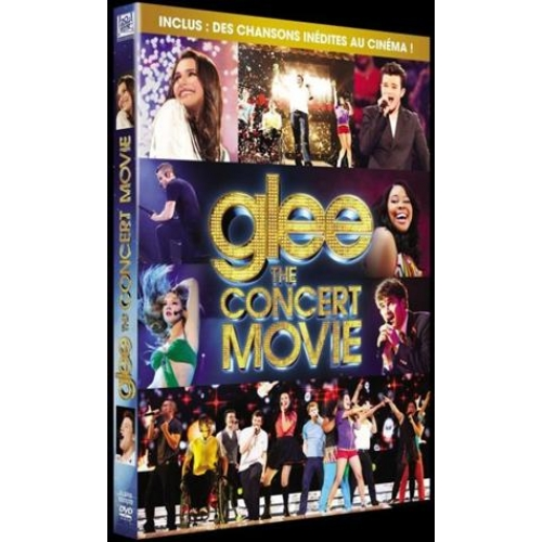 GLEE ! THE CONCERT MOVIE