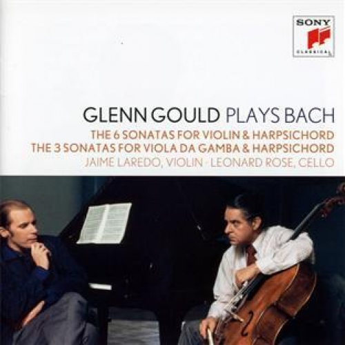 GLENN GOULD PLAYS BACH: THE 6 SONATAS FOR VIOLIN & HARPSICHORD BWV 1014-1019 TH