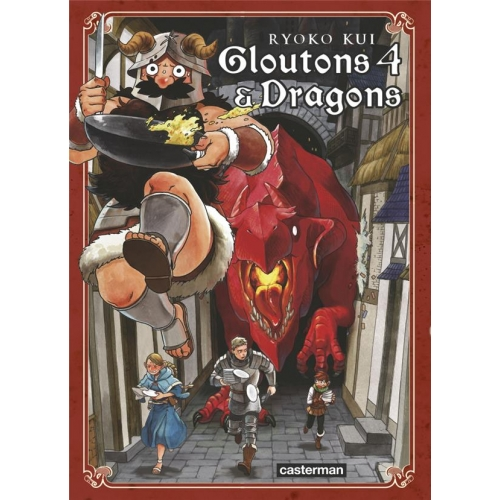 Gloutons et dragons Tome 4