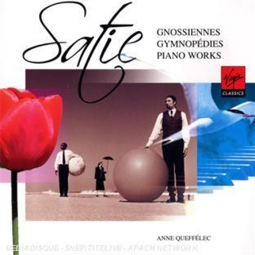 GNOSSIENNES, GYMNOPEDIES & OEUVRES POUR PIANO