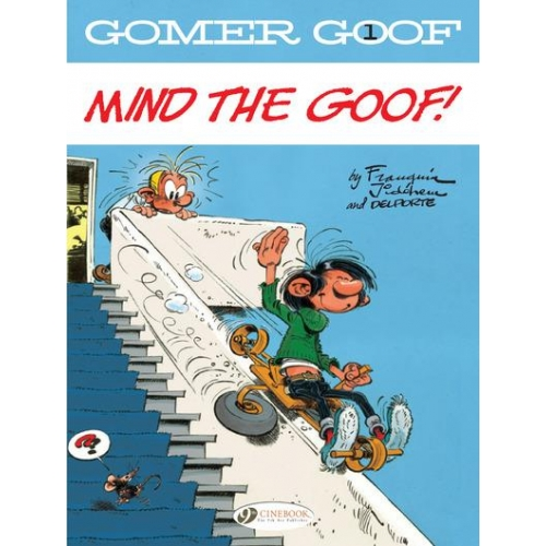Gomer Goof - Tome 1, Mind the Goof!