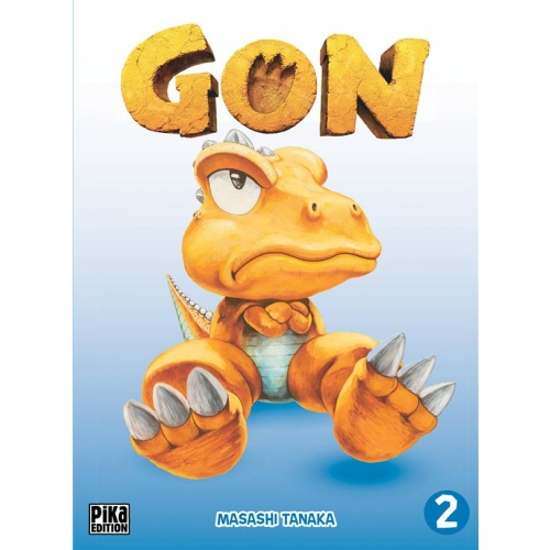 Gon Tome 2