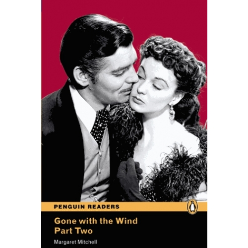 Gone with The Wind Part Two ( Penguin reader level 4 ). - Audio CD pack