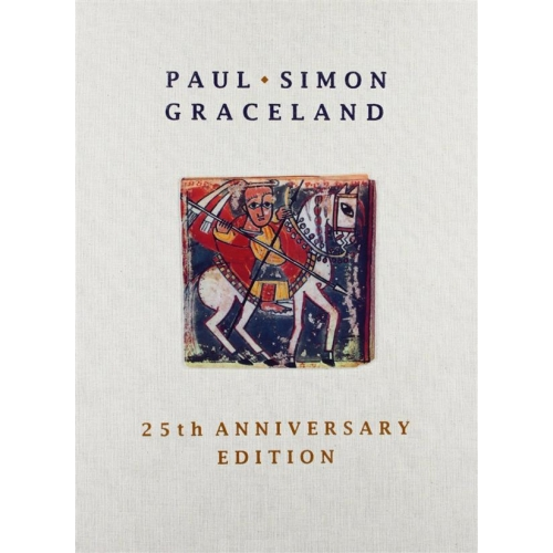 Graceland 25th Anniversary Collector'S Edition Box Set