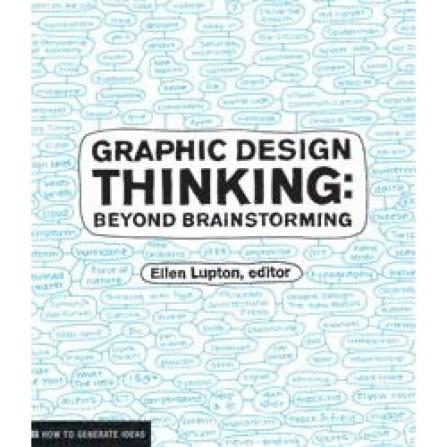 Graphic design thinking /anglais