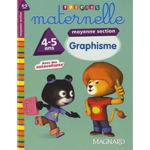 Graphisme moyenne section 4-5 ans