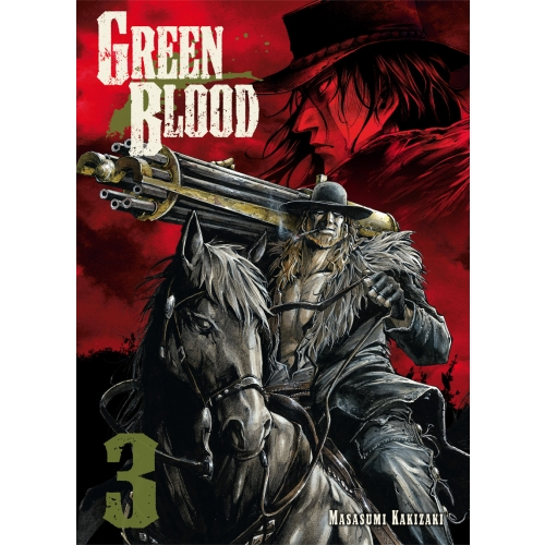 Green Blood Tome 3