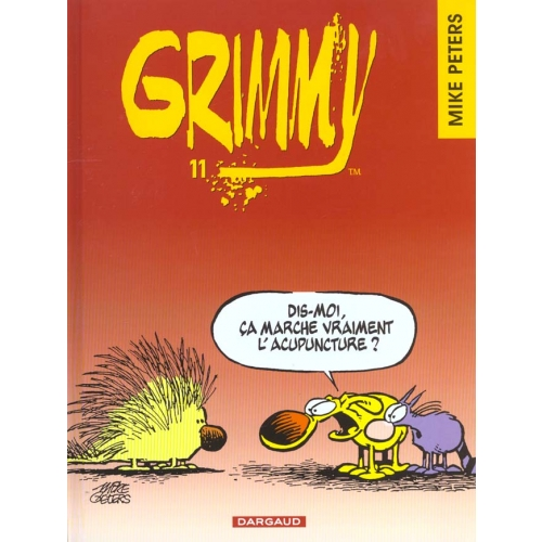 Grimmy. Tome 11