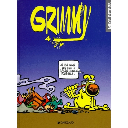 Grimmy Tome  4 - Grimmy  Tome  4
